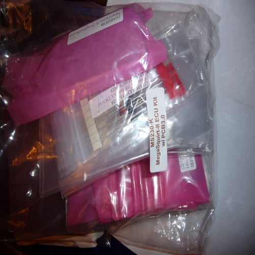 Megasquirt With All Accesories (redtop) - For sale - RHOCAR - The UK